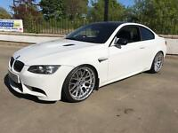 2010 Bmw m3 auto alpine ltd edition