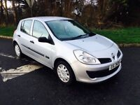 Renault Clio Diesel **£30 Tax**Sold With Full MOT**