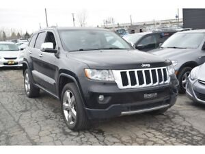 2012 Jeep Grand Cherokee LIMITED AWD CUIR TOIT NAV