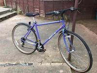Bike hybrid 21 speed 45£