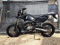 125 cc HUSQVARNA WSM CH-RACING