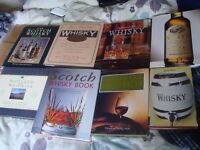 30 WHISKY BOOKS AND 13 WHISKY MAGAZINES