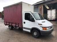 2004 iveco daily 2.3 hpi curtainsider luton box van