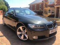 2007 57 Plate BMW 335d Coupe Full Service History Long MOT (280BHP) +Twin Turbo+ !0-60 6 seconds!