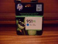 HP 950XL and HP 951XL Ink Cartridges