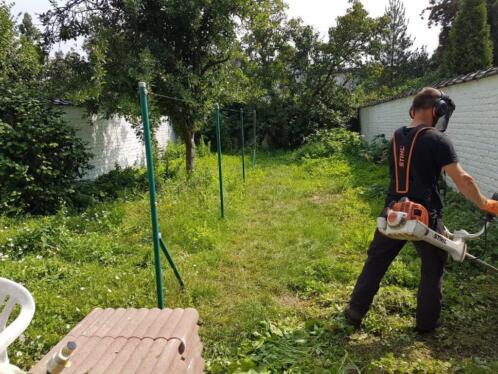 Jardinage Semis De Pelouse Location Materiel De Jardin Jardiniers Paveurs 2ememain