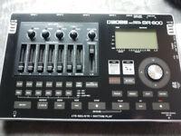 Boss BR800 digital multitrack recorder