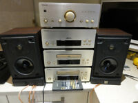 A Rare Denon UPA-F07 Hi-Fi System Built-in Phonostage for Turntable
