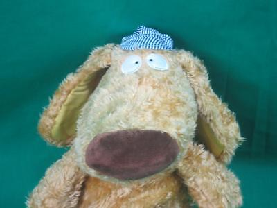 SANDRA BOYNTON PLUSH CONDUCTOR DOG WITH COLLAR AND HAT KOHL CARE FOR KID PLUSH - Conductor Hats For Kids