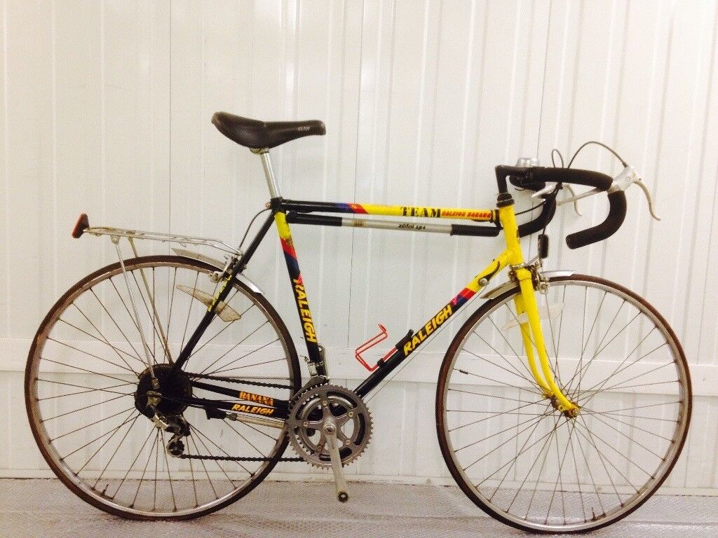 Raleigh Team Banana 12 speed excellent used Condition Fully serviced