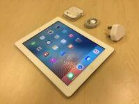 White Apple iPad 3 3rd Generation 16GB - RETINA SCREEN - Wifi Model - Ref: 18