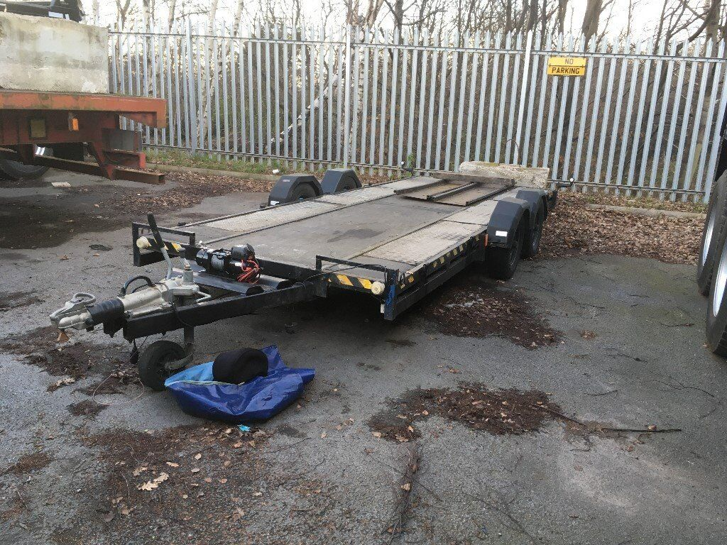 3.5t Car Transporter Trailer For Sale | in Sheffield, South ...