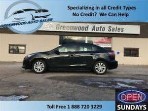 2012 Mazda MAZDA3 GREAT DEAL! GOOD KM (97478) CALL NOW