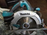 Makita 36v circular saw