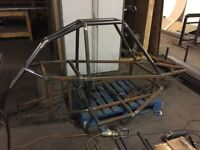 Unfinished buggy project