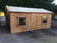 top quality garden sheds
