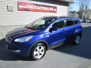 2015 Ford Escape SE - BACK-UP CAM - HEATED SEATS - ECOBOOST