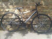 New Falcon Monza Hybrid Road Bike Light Weight RRP £239