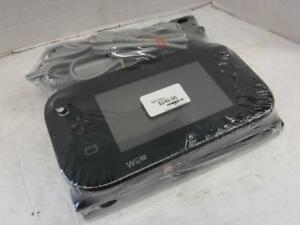 Nintendo Wii U Console Black. We Buy and Sell Used Video Games and Consoles. 26772 CH613404