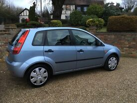 FORD FIESTA 1.4 TDCI VERY GOOD CONDITION