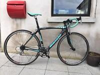 Bianchi 928 Carbon Road Bike 53cm