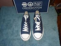 mens crosshatch trainers size 8