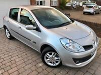 Renault Clio 1.2L 5Dr In Prestige Condition! FULL SERVICE HISTORY/1 Year MOT/HPI Clear
