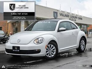 2013 Volkswagen Beetle 2.5L Comfortline PANORAMIC SUNROOF | P...