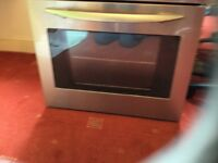 For Sale: Electrolux built in single oven,also Electrolux ceramic Hob.