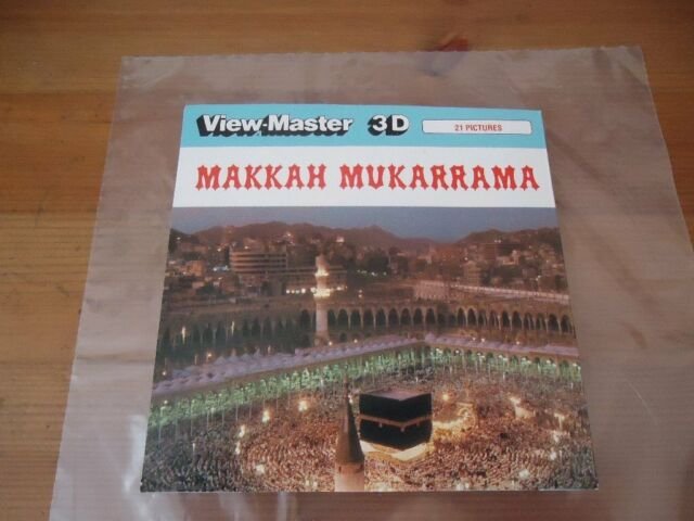 Viewmaster Mecca Makkah Mukarrama In Burton On Trent Staffordshire Gumtree