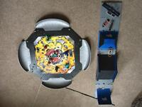 Bakugan & Tech Deck Toy Bundle