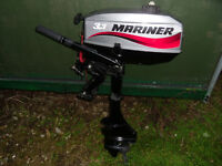 Mariner 3.3HP Outboard Engine