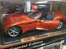 Maisto special edition - Dodge Concept Vehicle 1/18