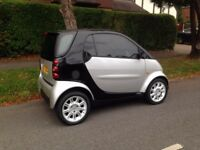 SMART FORTWO PURE 2004 - FULL SERVICE HISTORY - ONLY 64000 MILES -