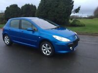 2006 PEUGEOT 307 1.6 H.D.i SE # VERY ECONOMICAL #. FULL YEARS M.O .T # EXCCELLENT CONDITION