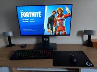 Gaming PC Beast + Setup Up