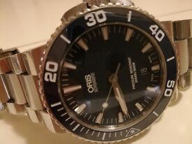 Oris Aqua Diving watch Automatic
