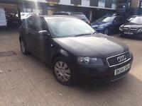 AUDI A3 2004 PLEASE READ ADVERT THIS CAR IS FOR SPARES OR REPAIR