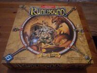 Fantasy Flight Games Runebound 2nd Edition Base Game