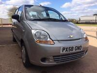 Chevrolet Matiz 2009 796cc £30 Tax Long Mot £995 Ono