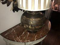 John Lewis Metal Based Lamp