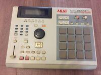 AKAI MPC2000XL Sequence Sampler
