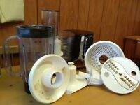 Kenwood food processor with all accessories. Very good condition