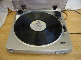AIWA PX-E860 STEREO FULL AUTOMATIC TURNTABLE SYSTEM With New Stylus