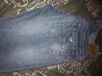Men's genuine Armani jeans