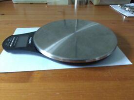 Brand New Salter kitchen scales.