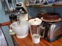 2x kenwood chef mixers