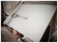 AO Drawing Board & Drafting Machine (£2K new)