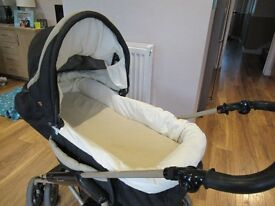 2 in 1 Pram / carrycot / pushchair
