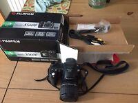 Fuji Finepix S5600 digital camera.